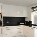 Keuken in wit hoogglans