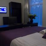 Inrichting hotelkamer