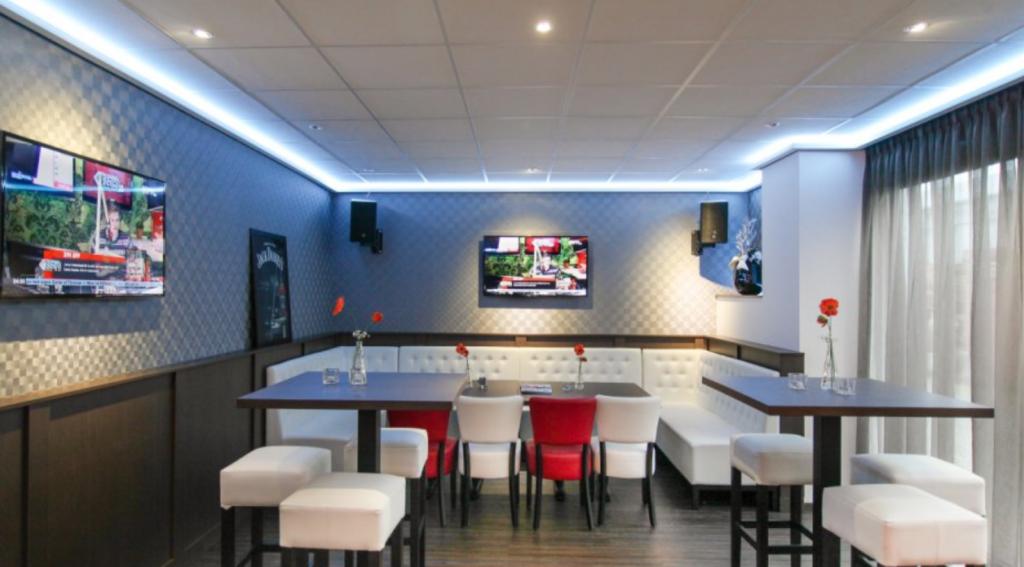 Hofstra | Interieur en meubels it bedrijf