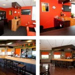 Bar en VIP Room voetbalvereniging